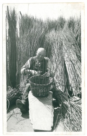 Karl Müller basket maker